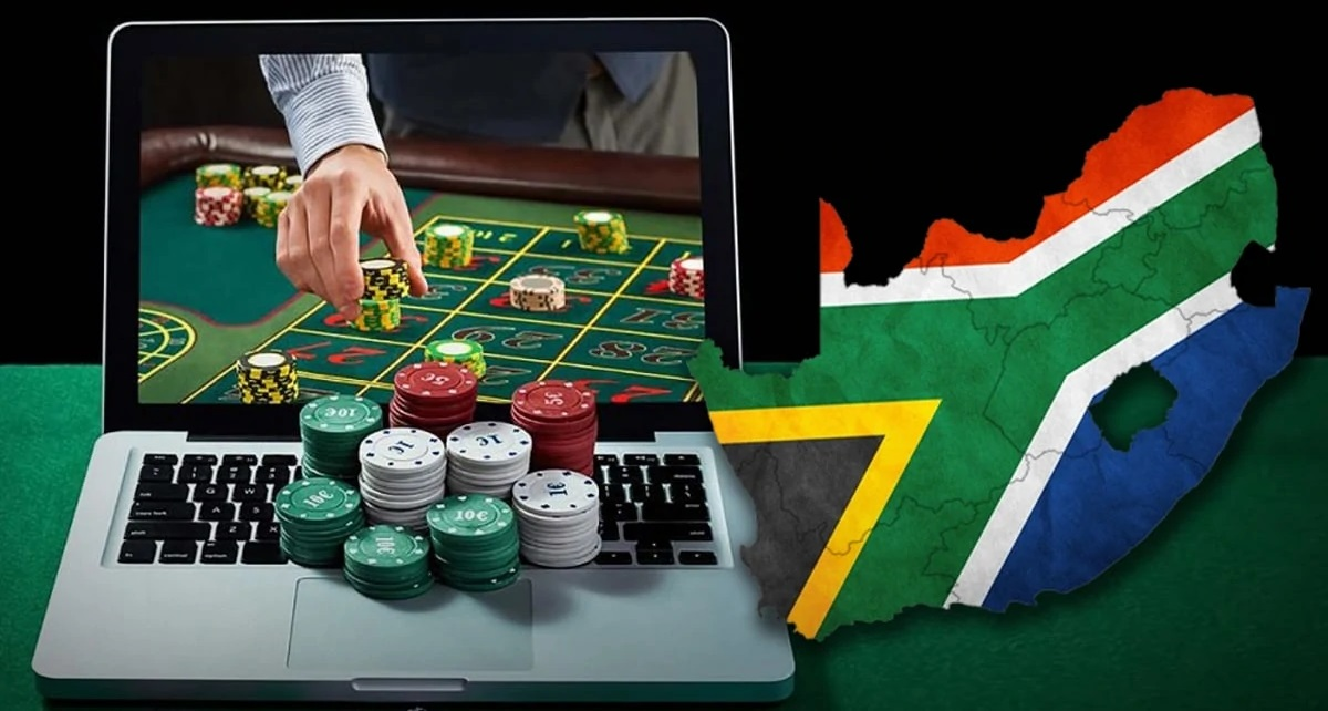 The Gambling laws in South Africa